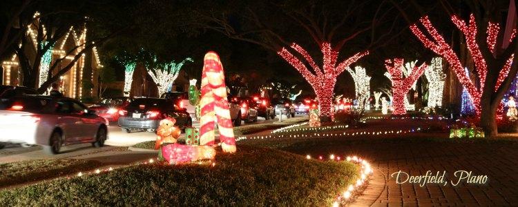 Christmas Light Tour DFW